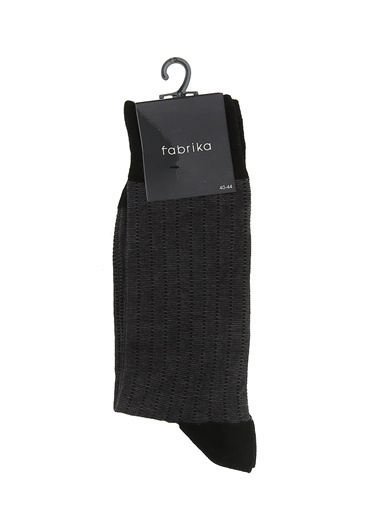 Fabrika Çorap Siyah